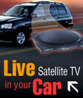 TracVision A5 Satellite TV