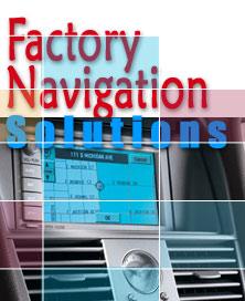 Unlock Your Factory Navigation System add a OEM NAVâ